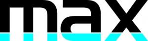 MAX double glazed commercial frames logo