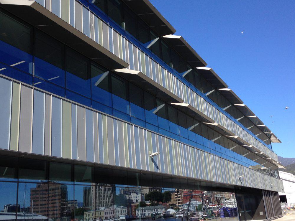 progress image at IMAS in Hobart