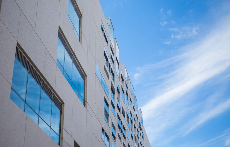 Architectural frames - EDGE Architectural Glazing Systems