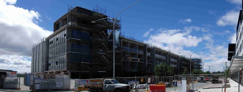 Element Apartments Canberra_+EDGE Architectural