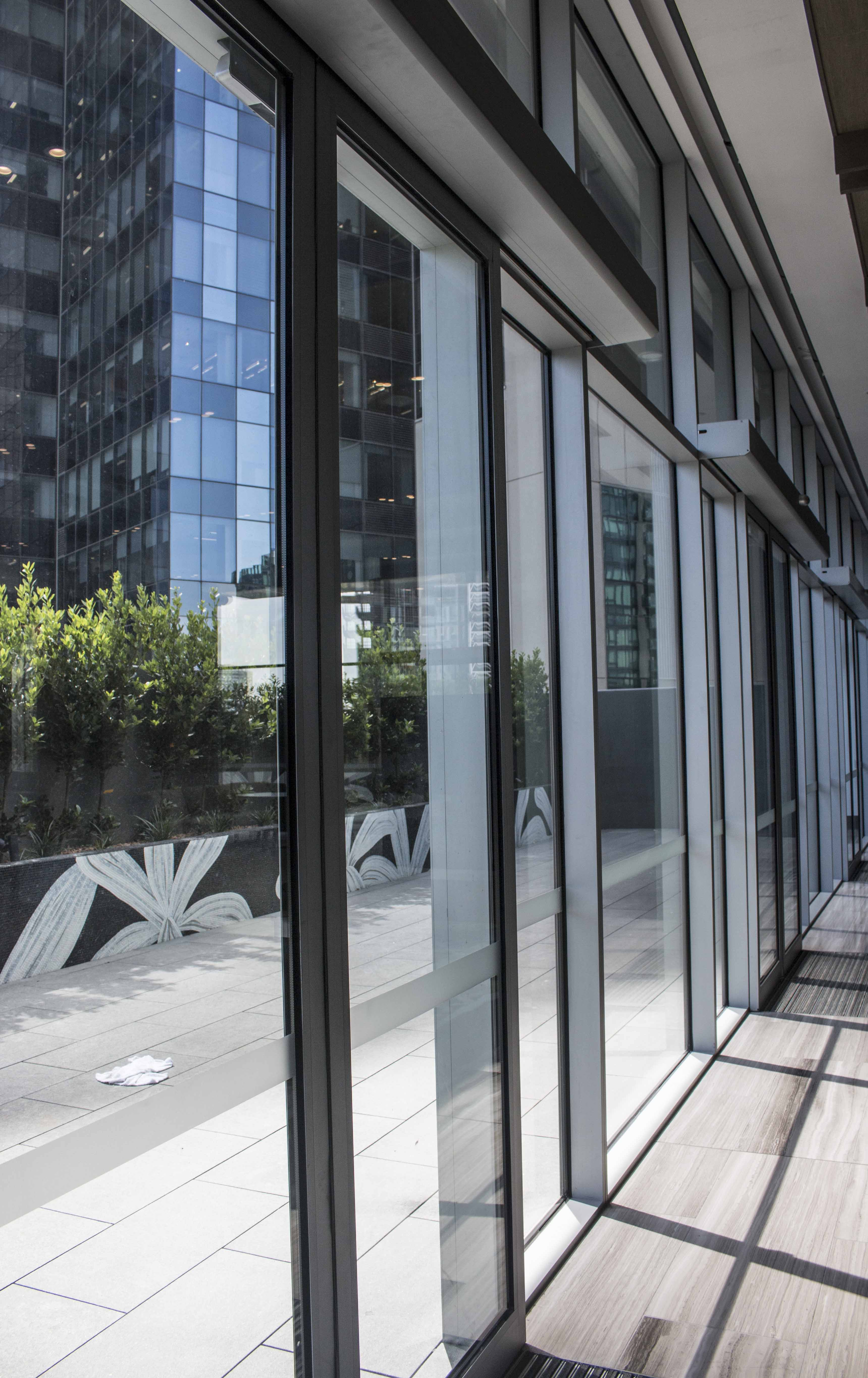 Architectural Glazing Systems : Edge architectural the podium glazing superstar