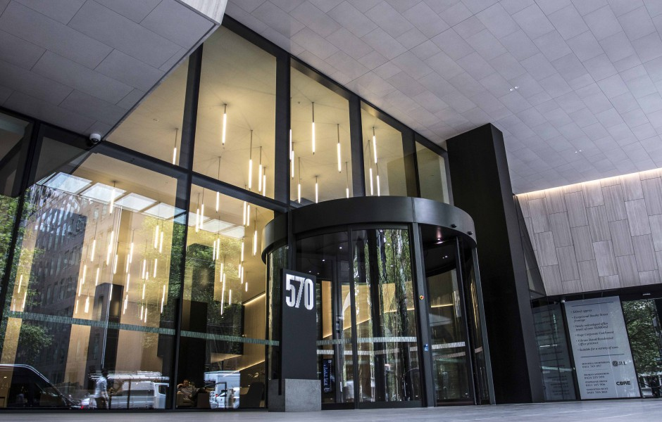 570 Bourke Street Melbourne Edge Architectural Glazing