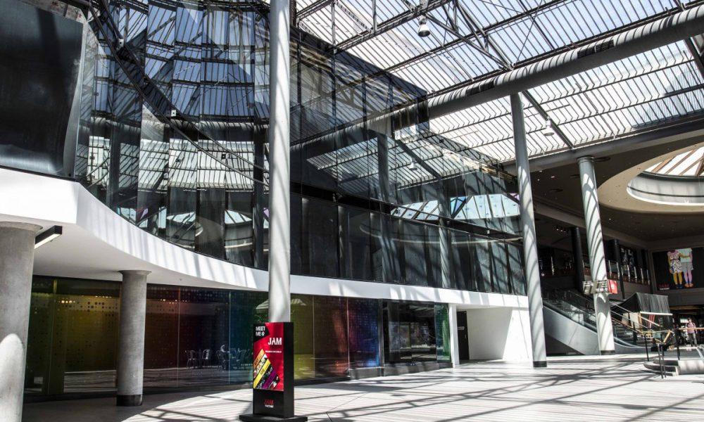 Jam Factory glazing systems