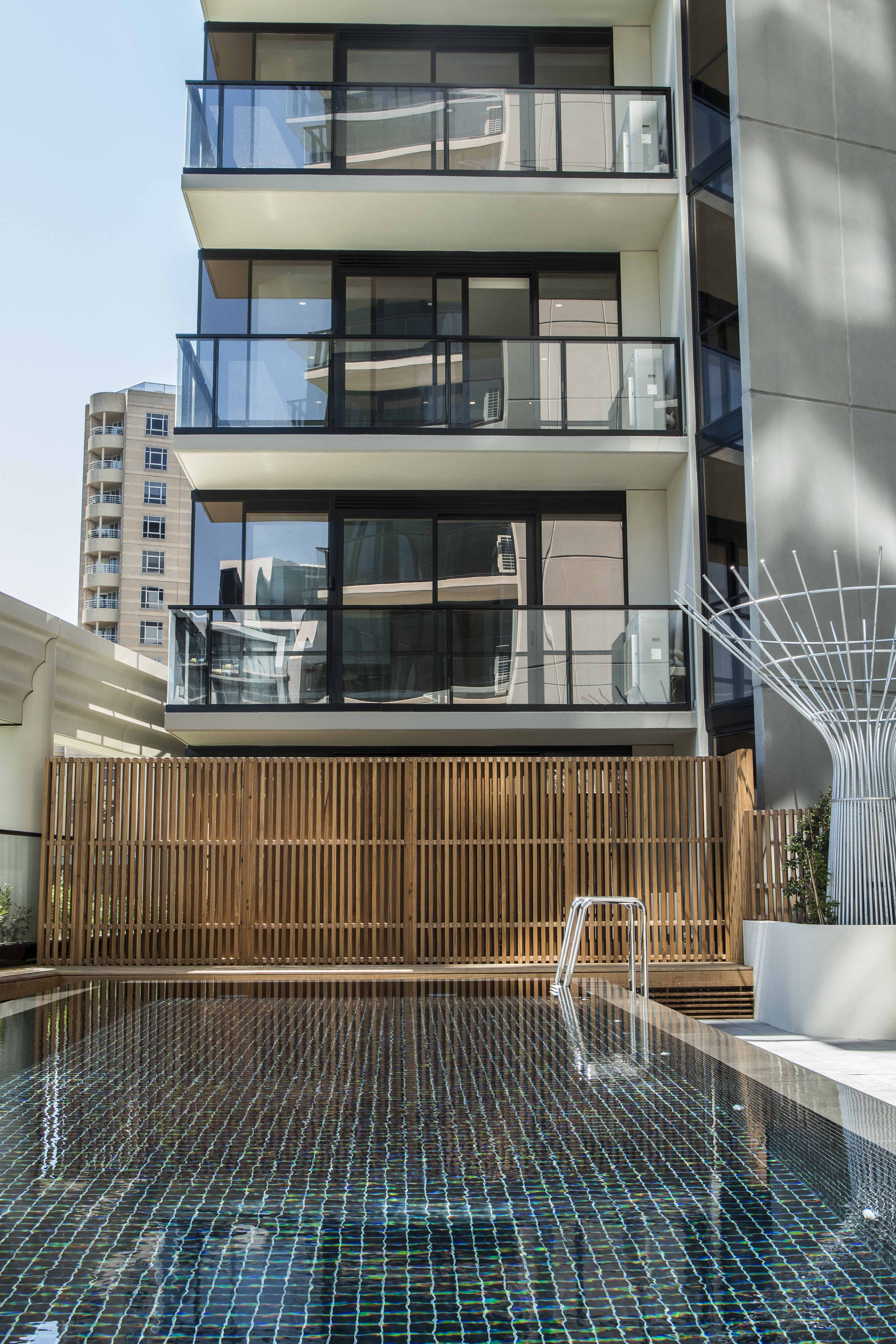 lucia apartments south yarra edge architectural glazing systems