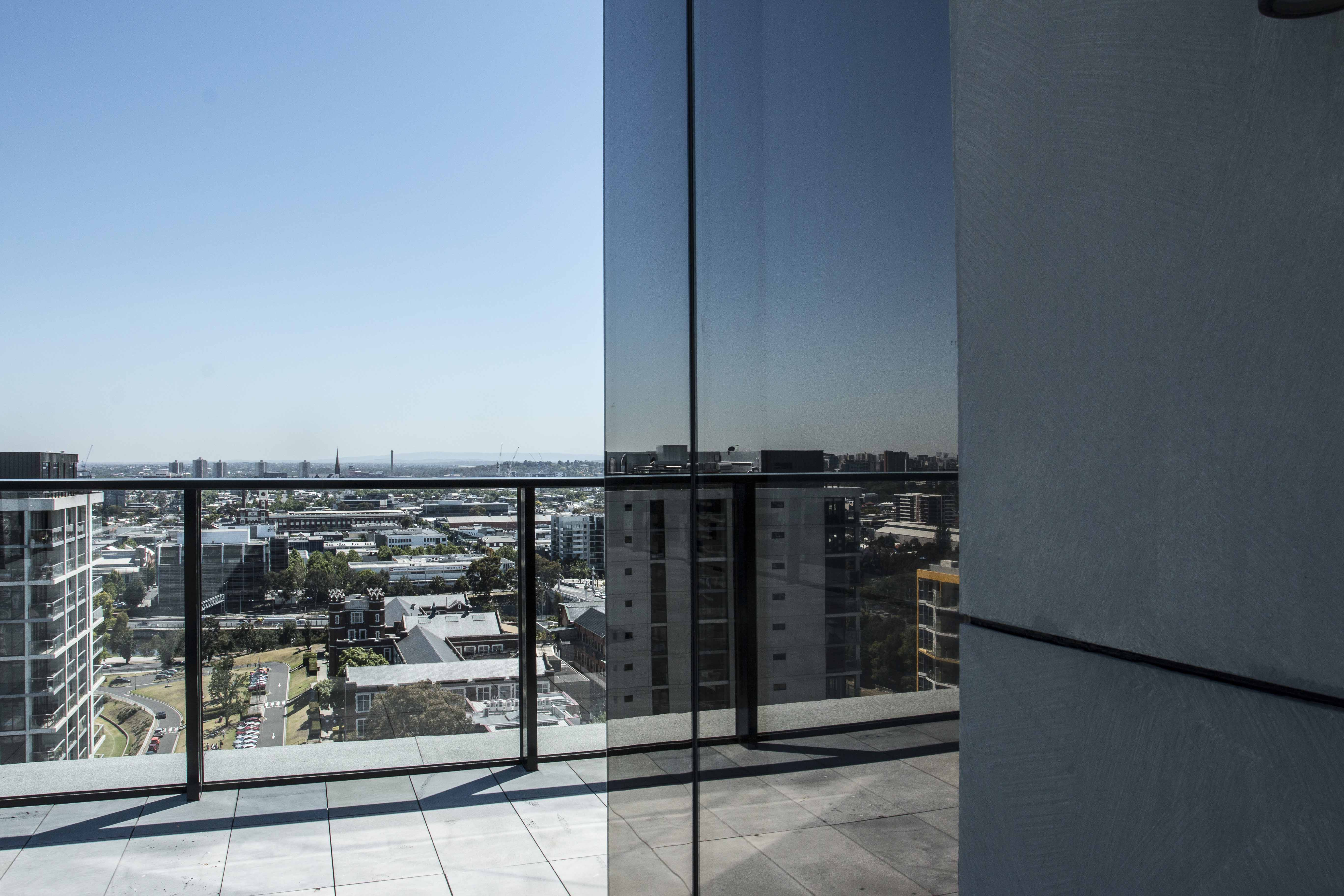 Lucia Apartments South Yarra Edge Architectural Glazing