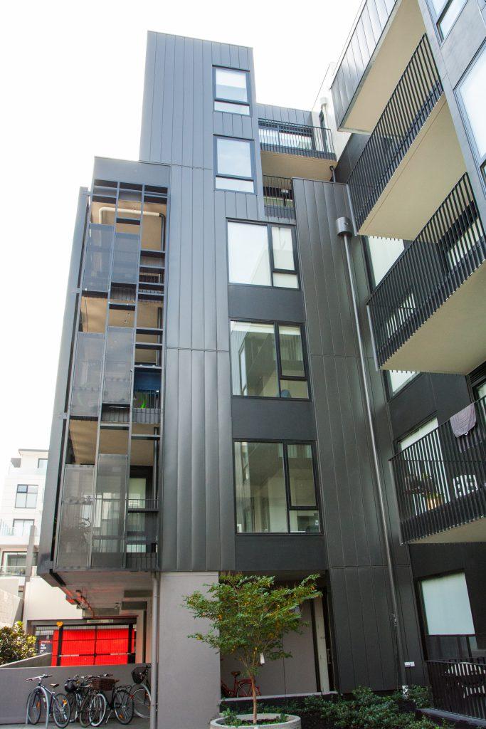 Miya Apartments Edge Architectural Glazing Systems