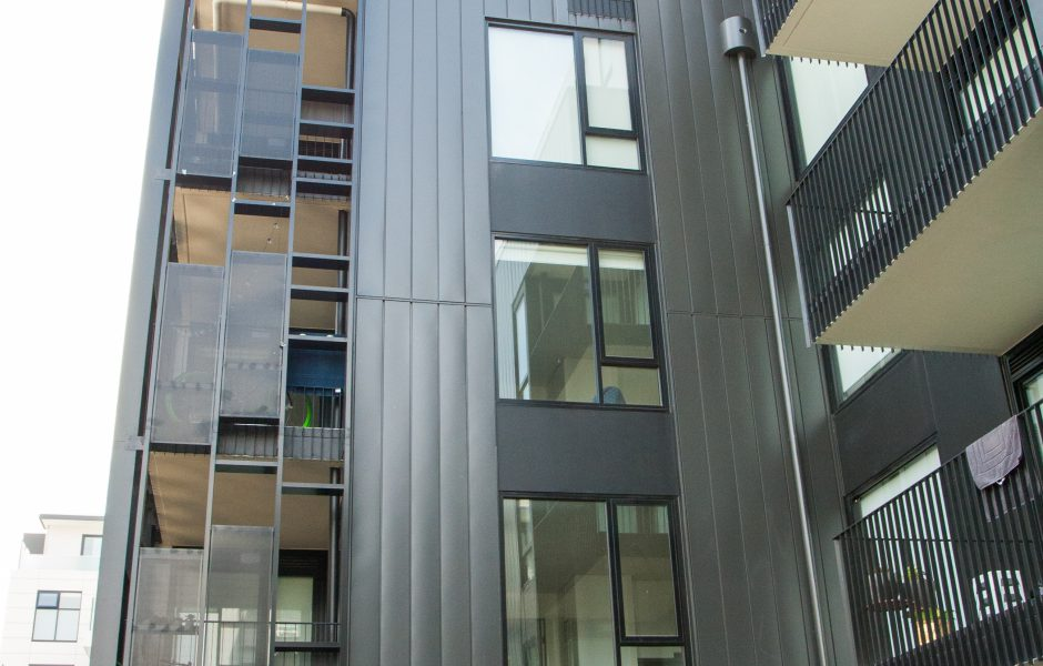 Miya Apartments Edge Architectural Glazing Systems