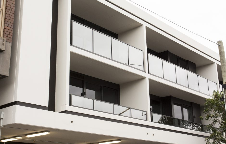 Leroy Apartments EDGE Architectural Glazing Systems