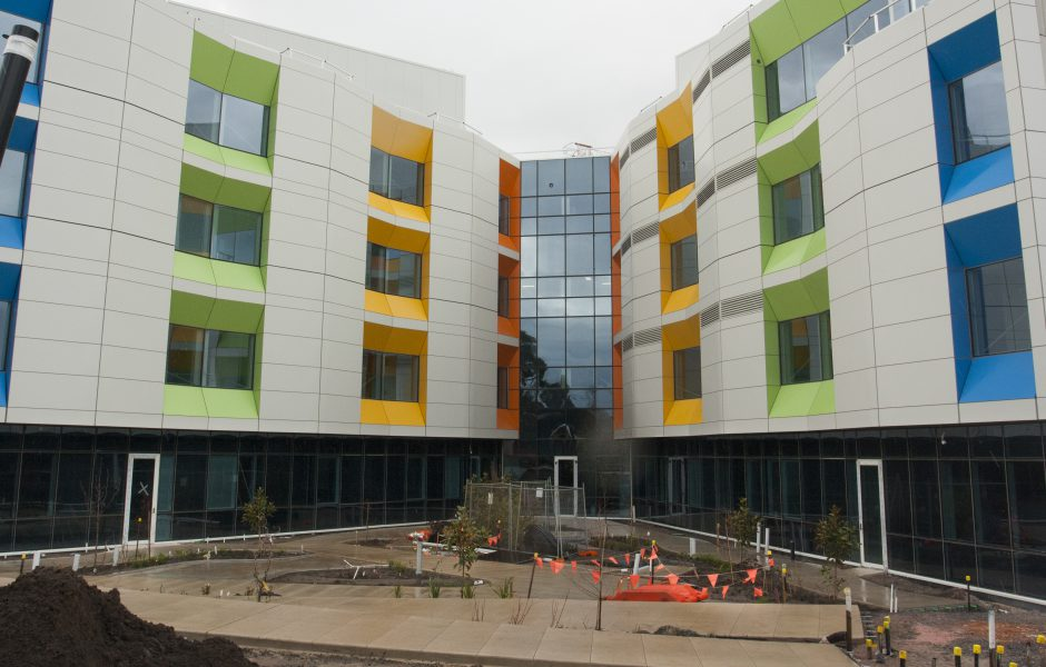 Monash Children's Hospital - EDGE Architectural Glazing ...