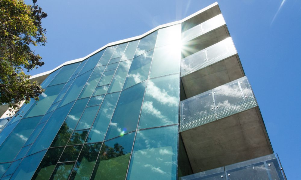 MAX Structural Glazed 150 Curtain Wall