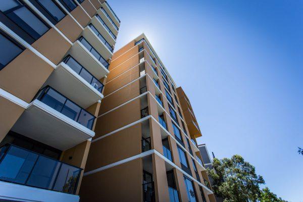 Park Rise apartments - Waitara Sydney-4715