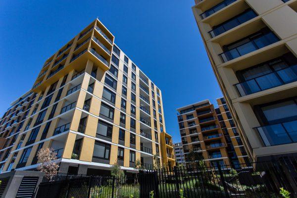 Park Rise apartments - Waitara Sydney-4716