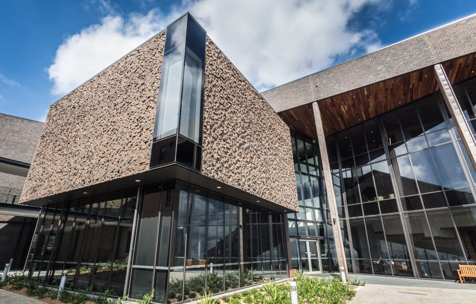 Trinity College Gateway - EDGE Architectural Glazing Systems