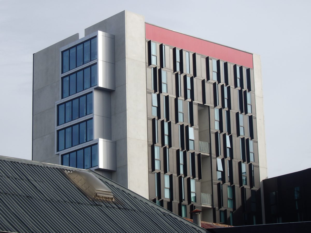Hobart Apartments University Of Tasmania Edge