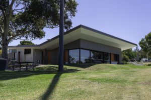 Markham Reserve Sports Pavilion MAX double glazed windows