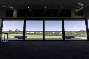 Markham Reserve Sports Pavilion