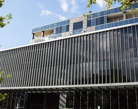 corporate offices glazing systems