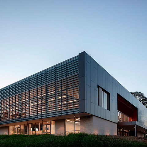 education architectural glazing system