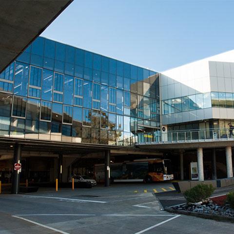 university architectural glazing system