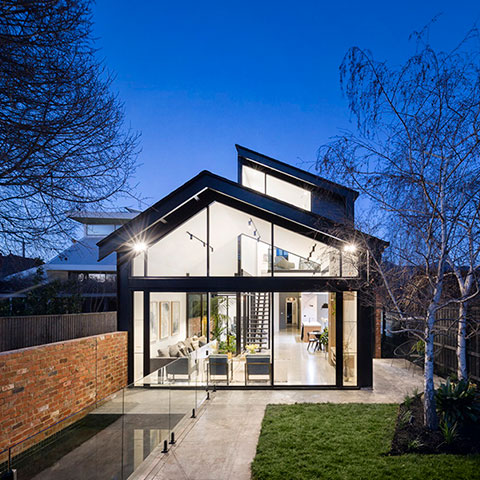 residential architectural glazing system