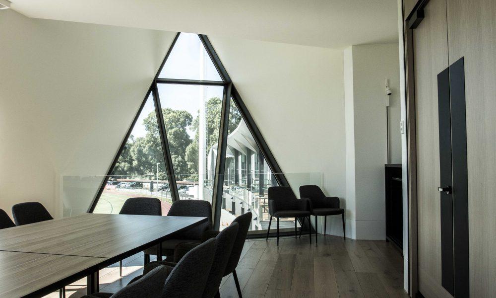 double glazed framing system