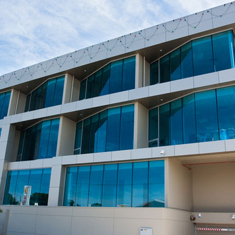 aged care architectural glazing system