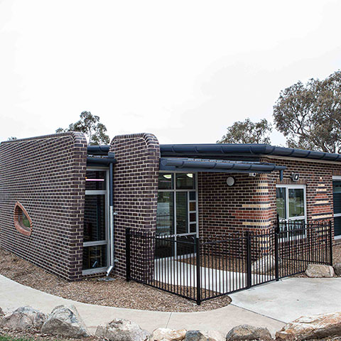 early learning centre architectural glazing system