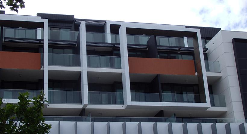 front double glazed window system