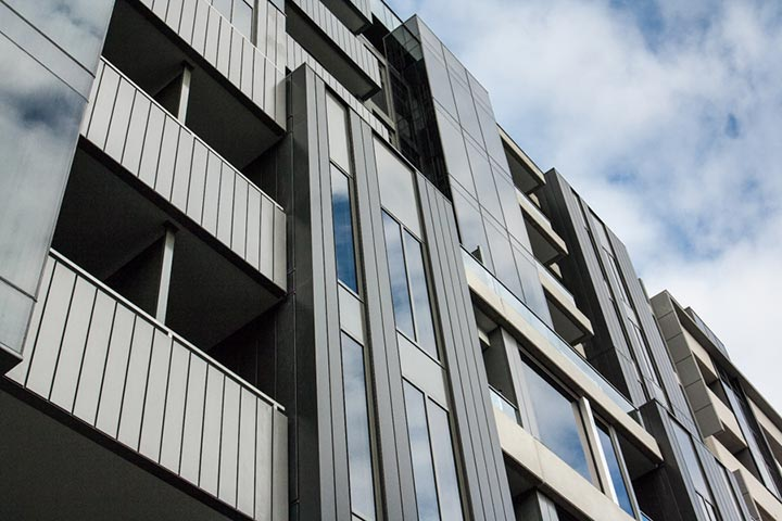 apartment architectural window systems
