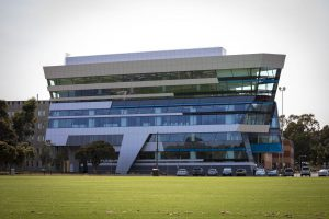 Deakin Burwood Sports Science Building EDGE Architectural Glazing Systems MAX SG150