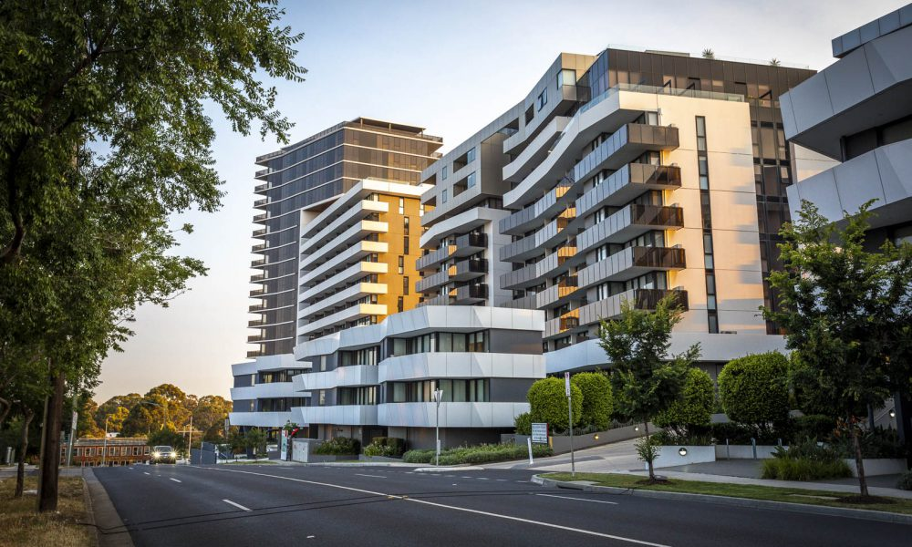 Marque Apartments Maribyrnong - EDGE Architectural