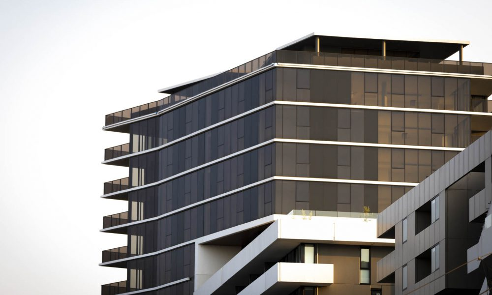 Marque Apartments Maribyrnong featuring EDGE Architectural window systems
