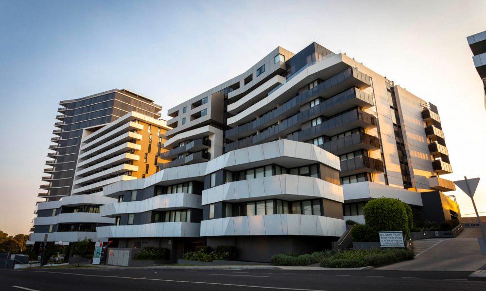 Marque apartments Maribyrnong at Sunrise