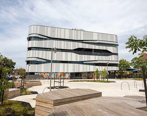 Vertical school in Richmond