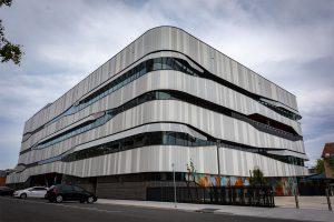 Richmond's impressive new vertical school