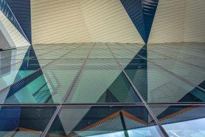 GMHBA Stadium - Brownlow Stand External Glass Facade Curtain Wall