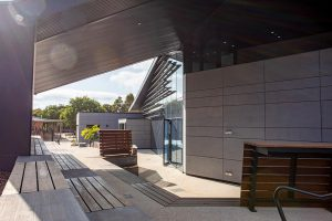 Marcus Oldham College new learning centre featuring EDGE Architectural Glazing Systems
