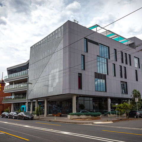 Prahran High School Vertical School Architecture