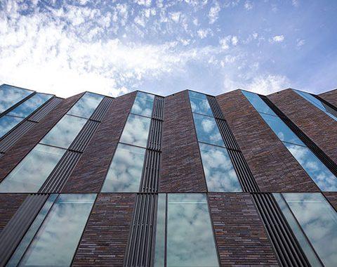 student accommodation window system