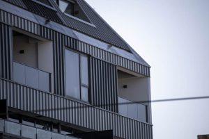 architecturally glazed window system
