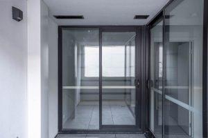 apartment sliding door system