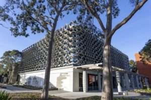 Monash University Chancellery Building with Passive House Design