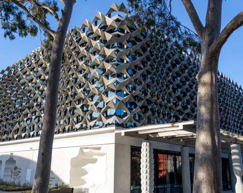 The feature image of Passive House Design at Monash Uni