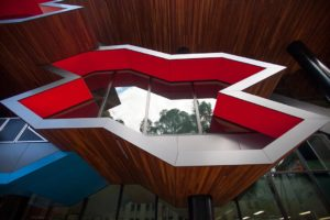 university architectural window systems