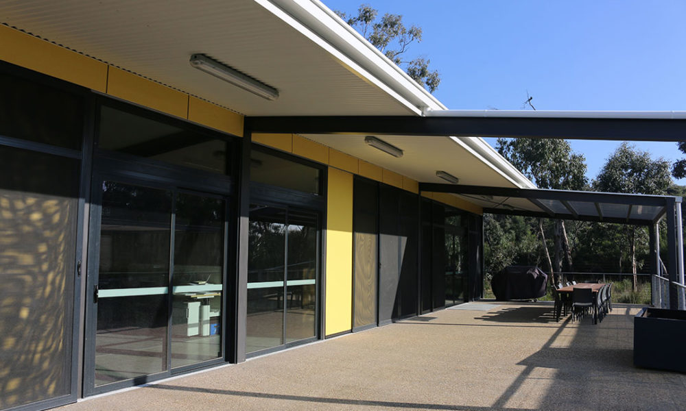 administrative offices architectural window systems