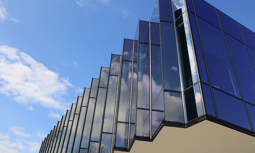 event facility architectural window systems