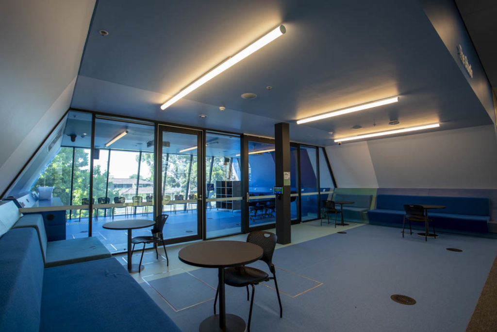 Acoustic Studio at the new Springvale Library
