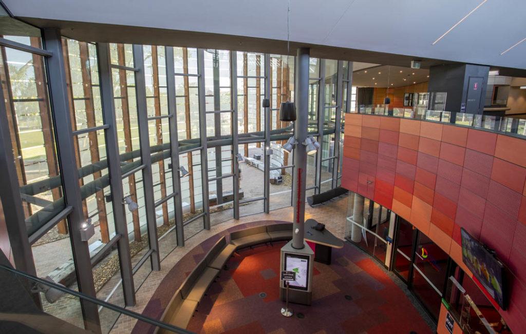 New Springvale Library - Internal Entrance