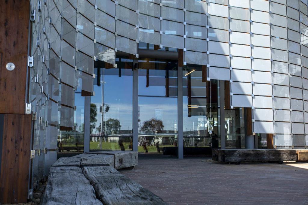 Springvale Library facade